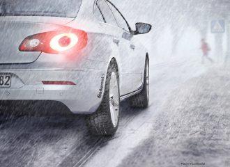 Winter tyres