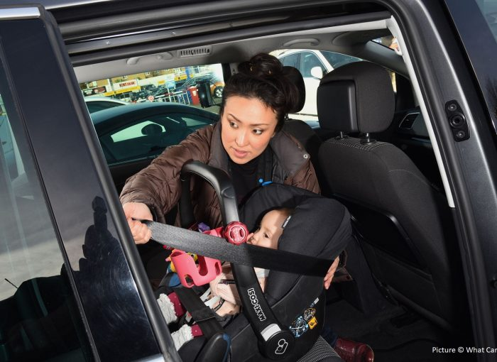 I need to buy a child car seat. What should
