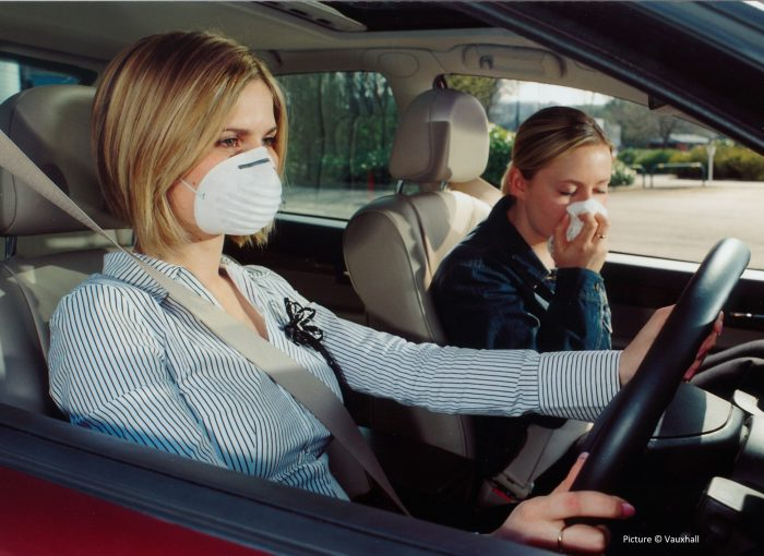 car cabin air filter