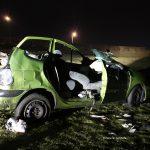 What should I do if I have a car crash?