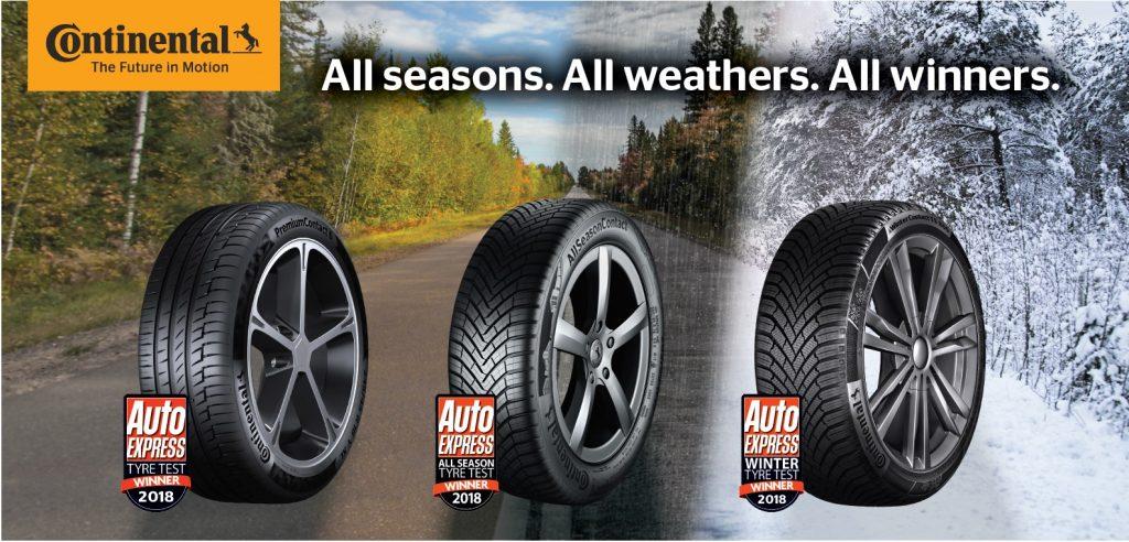 all season tyres