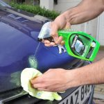 What car cleaning products will get rid of bugs from my paintwork