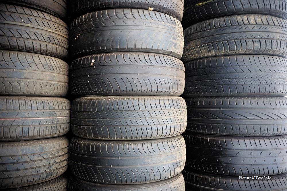 part-worn tyres