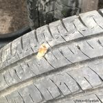 I've just suffered a puncture in a new tyre. Is car tyre repair legal?