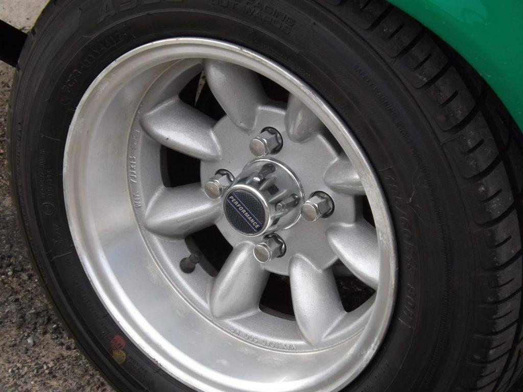 car wheels size
