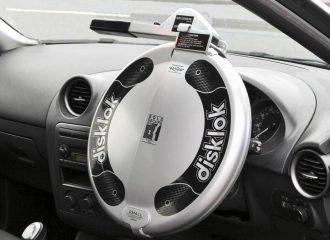 steering-wheel lock