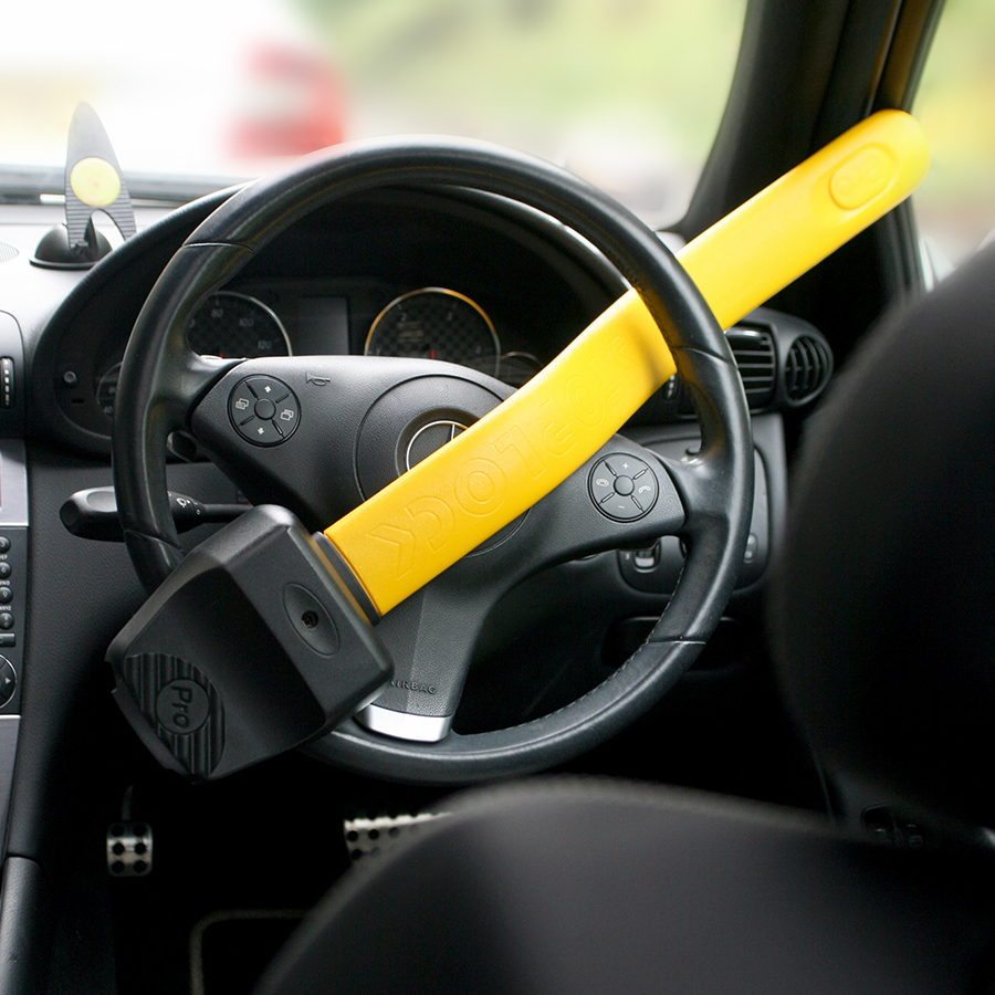 steering-wheel lock