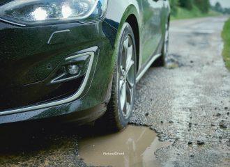 pothole problem