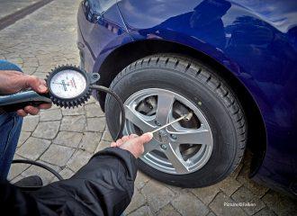 tyre flat spots