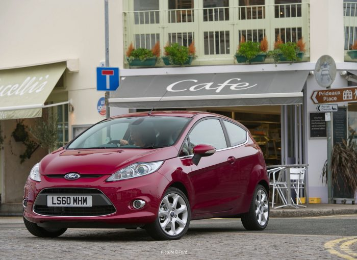 ford fiesta used car review