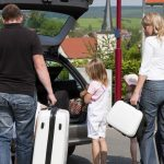 Is it true we should adjust our tyre pressures before going on holiday?