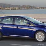 I want a used Ford Focus. What can I get for around £9,000?