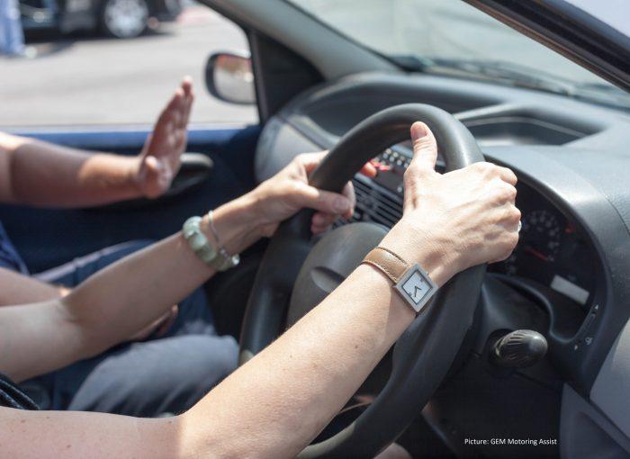 driving tests resuming