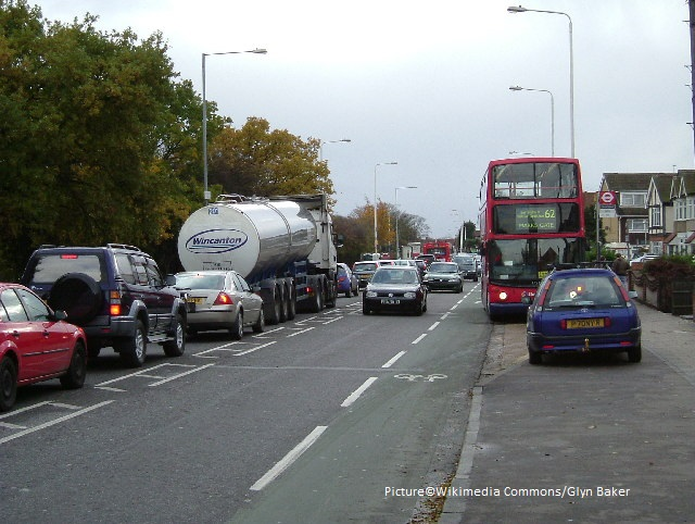 low traffic neighbourhoods