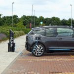 I'm thinking of buying an electric car. Are there enough charging points?