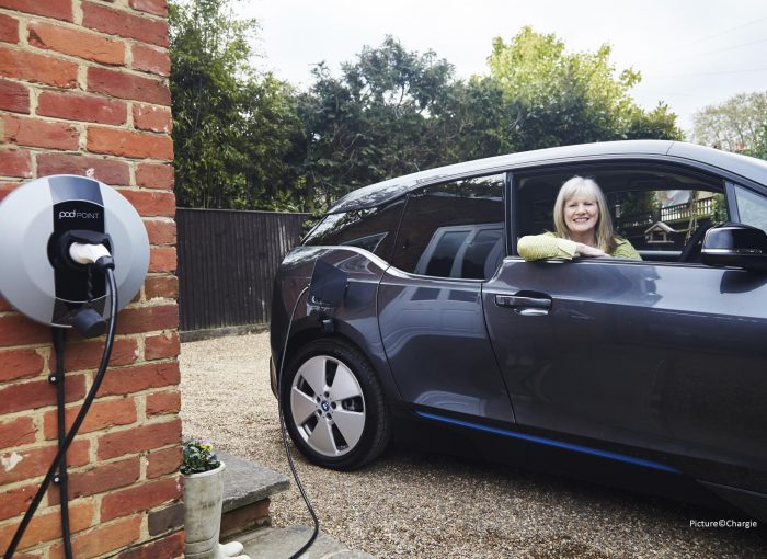 electric car charging cables