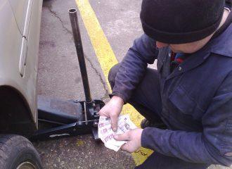 clutch flywheel needs replacing
